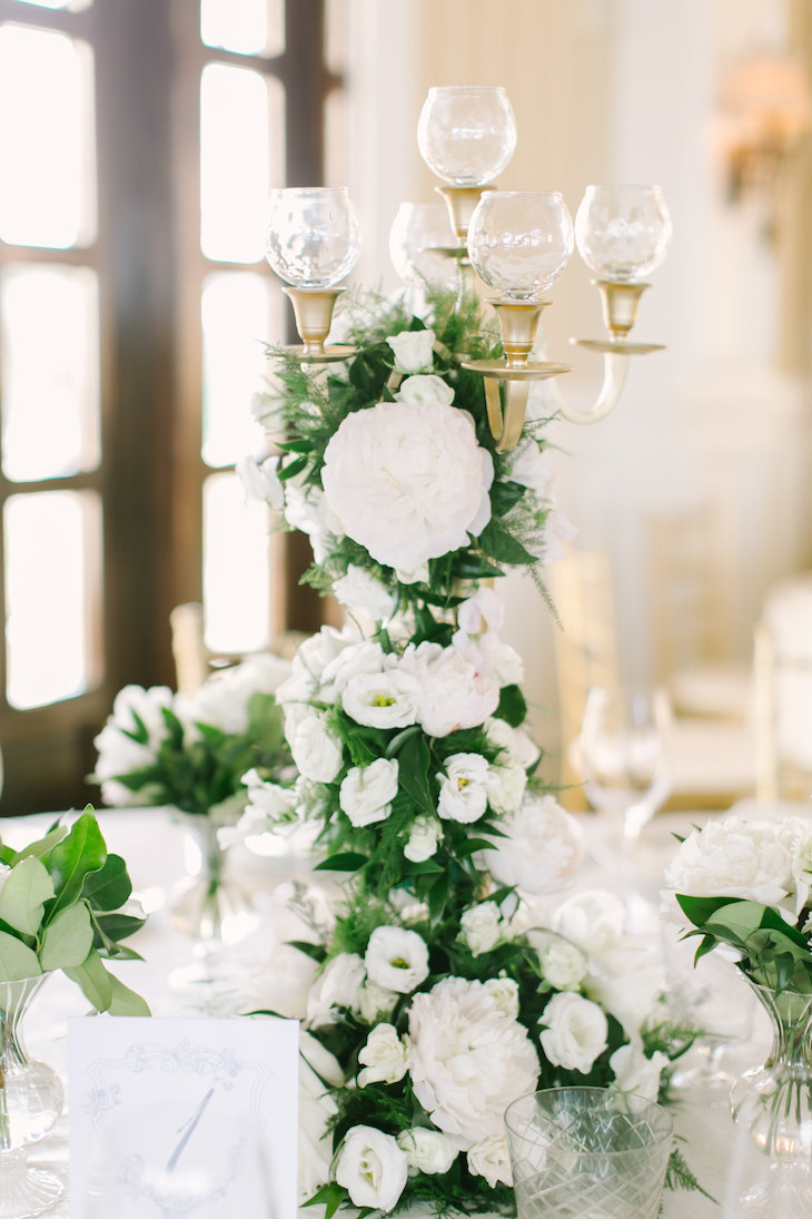 A french inspired mallard island yacht club wedding part two this table had a mix of bud vases compote votives and candelabras in various heights it was absolutely the focal point in the room reviewsmspy
